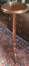 HENKEL-HARRIS Solid Wild Black Cherry Planter Stand - No. 5609