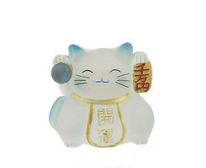 Manekineko Gatto Portafortuna Giappone Maneki Neko 8 CM 6982
