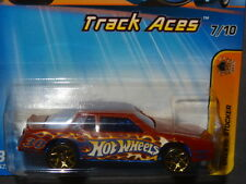 HW HOT WHEELS 2005 TRACK ACES #7 CHEVY STOCKER HOTWHEELS RED RACE TRACK READY