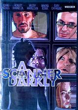 A SCANNER DARKLY - WINONA RYDER, ROBERT DOWNEY JR. - 2006 DVD - STILL SEALED