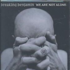 We Are Not Alone 0720616246028 by Breaking Benjamin CD