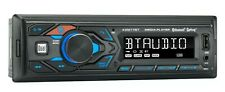 200 Watt Car Radio Stereo Receiver with Built-In Bluetooth