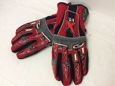 Snowmobile Gloves ColdWave Aquaslim Men's XL Red Black Grey Aqua