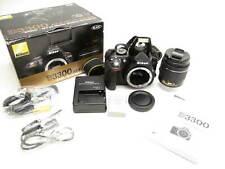 Nikon D3300 24.2MP Digital Camera with Nikon AF-P Nikkor 18.55mm Lens