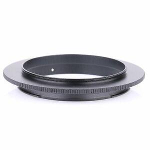 49mm Macro Lens Reversing Reverse Ring Adapter For Canon EOS EF/EF-S Mount