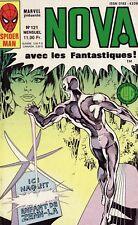 Nova N°121 - Marvel Comics - Eds. LUG - 1988