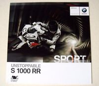 BMW . S 1000 RR . Sport . 2014 . Sales Brochure