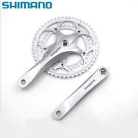 Shimano FC-2300 8-Gang Rennrad Doppelkurbel 39-52T 170mm Vierkant