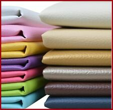 Upholstery Synthetic Leather Fabrics Furniture Garments Home Textile Sofa Fabric