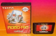 Atomic Robo-Kid - Sega Genesis Rare Tested Nice Condition ! - Treco