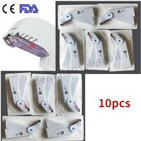 10Pcs FDA 35W Skin Surgical Disposable Sterile 35 Wide Staples Skin Stapler New