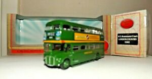 EFE 32002 LONDON COUNTRY RCL CLASS ROUTEMASTER D/D BUS 4MM 1:76 SCALE