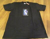 Supreme Blur Tee T-Shirt Size Medium Black FW20 Supreme New York 2020 Brand New