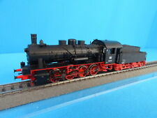 Marklin 37550.10 DB Locomotive with Tender Br 55 Black DIGITAL SMOKE MFX