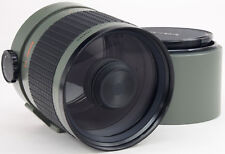 Minolta a (Sony) Sigma 600 mm 1:8 + Hood-LAST VERSION 96 mm Front Thread == Comme neuf ==