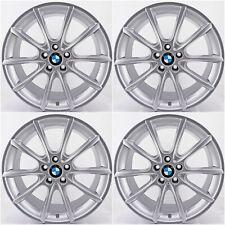 Original BMW Styling 281 F10, F11, F13, F06, Felgensatz 6783525 & 6783526 Silber