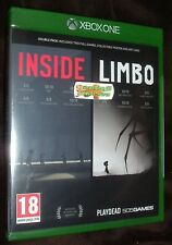 Inside / Limbo Double Pack XBOX ONE XB1 NEW SEALED FREE UK Delivery