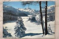 "CPM "" Das Oberengadin bei St Moritz-Suvretta"