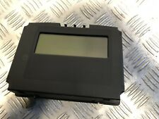 Vauxhall Vectra B - Centre Dash Display Screen - 24404029 / 5WK70083 - 95-02