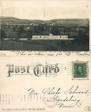 ILION N.Y. FROM NEW YORK CENTRAL RAILROAD 1906 ANTIQUE REMINGRON TYPEWRITER ADD
