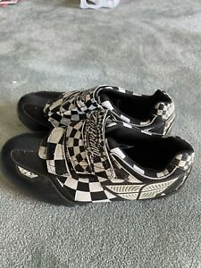 Fly racing bmx clip-in shoes, Size 8