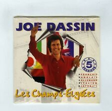 CD SINGLE (NEUF) JOE DASSIN LES CHAMPS ELYSEES (5 VERSIONS)