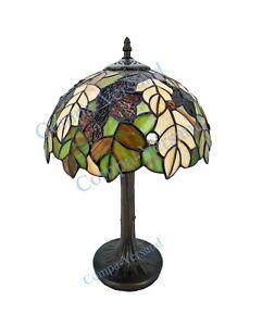 ♦Tiffanylampe ♦Tischlampe Tiffany ♦  ✔schöne Form ✔bunt & dekorativ ✔4 Varianten