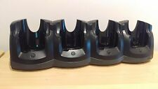 USED SYMBOL MOTOROLA ZEBRA MC55 MC65 MC67 4 SLOT CHARGING CRADLE CRD5500-4000CR