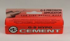 GLUE CEMENT FOR WATCH CRYSTALS  mineral glass acrylic crystal glasses adhesive
