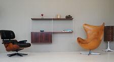 String Möbel Regal Shelf sideboard Nisse Strinning Palisander Rosewood, 1960er