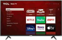 "TCL 65S435 65"" 4 Series 4K UHD HDR Roku Smart TV with 4 HDMI"