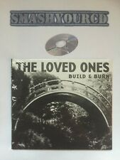 THE LOVED ONES - BUILD & BURN(SEALED/THE LAWRENCE ARMS/ALKALINE TRIO/LAGWAGON)