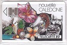 Nouvelle-Calédonie - NC7B - Mozaïque - Used/Usagée Luxe