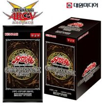 YUHIOH Official Card Game Chronicle Pack 1st Wave Korean Ver 1Box 30Pack