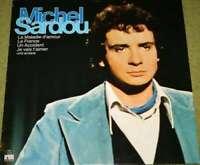 Michel Sardou - Michel Sardou (LP, Comp) Vinyl Schallplatte 84064