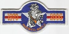 """F-14 Tomcat 1970-2006 """"Farewell Baby!"""" patch"""