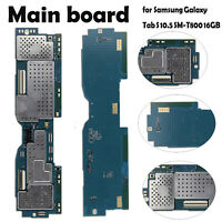 1 x Motherboard Main Board For Samsung Galaxy Tab S 10.5 SM-T800 16GB Tablet MV