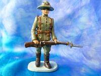 Soldat de plomb CBG Collection Hachette - Soldat Américain - Toy soldiers