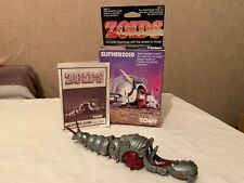 Zoids Slitherzoid Vintage TOMY 1980s - Boxed With Instructions 100% Complete EXC