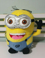 MINION DESPICABLE ME PLUSH TOY DAVE CHARACTER TOY 40CM HUGE!