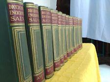 Diccionario enciclopédico Salvat. Año 1957. Resurreccionlowcost