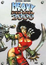 Heavy Metal 2000 (DVD, 2000, Special Edition)
