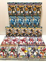 Power Rangers RYUSOULGER Mini Pla All Complete 23 BOX NEW Bandai Japan FedEx F/S