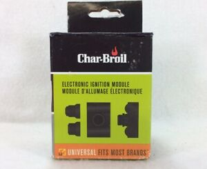 NIB Char-Broil Electronic Ignition Module Universal Fits Most Brands