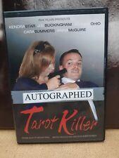 TAROT KILLER DVD KENDRA STAR JOHNNY OHIO ROBERT KOTABISH