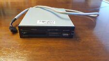 Startech 3.5in Front Bay 22-in-1 USB 2.0 Internal Multi Media Memory Card Reader