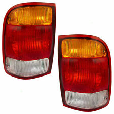 FIT FOR 1998 1999 FORD RANGER TAIL LIGHT RIGHT & LEFT F87Z 13404 BA / F87Z 13405