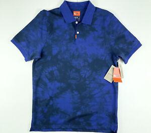 Nike The Nike Polo Tie Dye Shirt CI9776-455 Medium $75