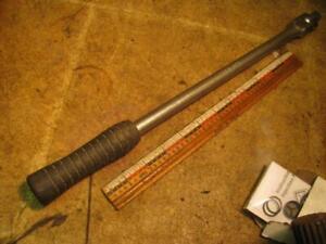 """SK 41653 1/2"""" Breaker Bar 17"""" Long"""