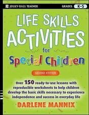 Life Skills Activities for Special Children by Mannix, Darlene